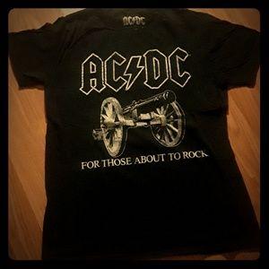 AC⚡ DC T-shirt